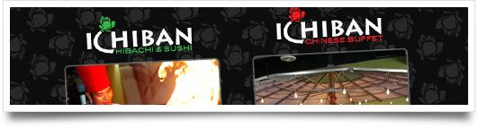 Website Design for  Ichiban Dining  - Flowood Mississippi