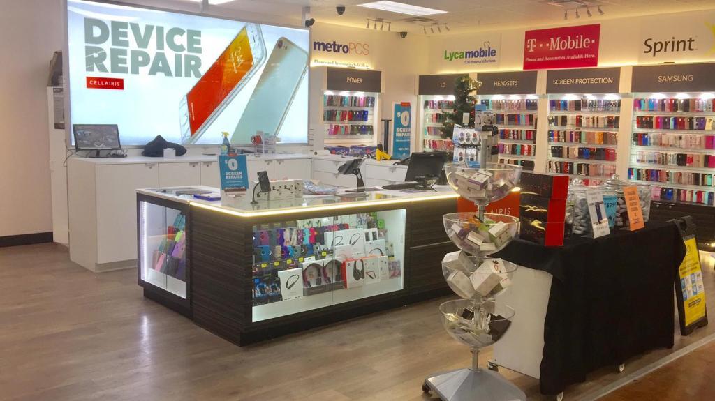 Atlanta Mobile Phone Store 60x120