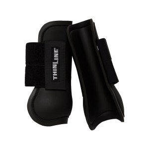 ThinLine Open Front Jump Schooling Horse Boot