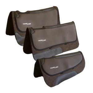 ThinLine Western Pro-Tech Felt Saddle Pad Group