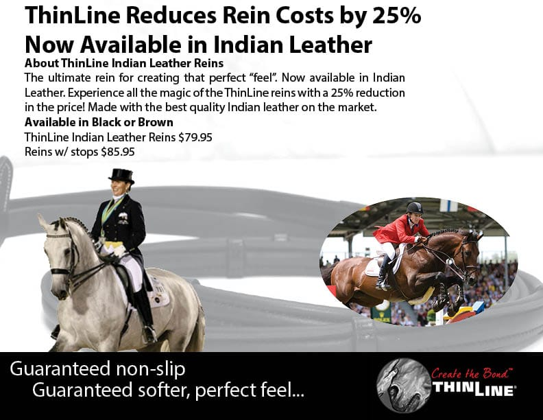 English Reins Indian Leather