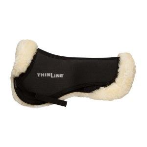 ThinLine Sheepskin Comfort Half Pad Natural