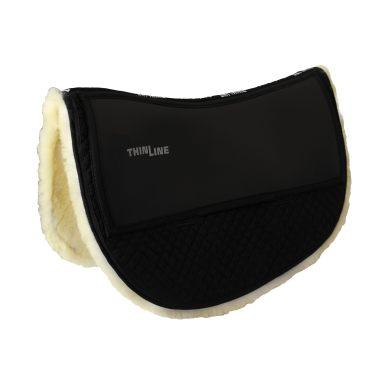 ThinLine Woven wool Western / Endurance Round Skirt Saddle Pad