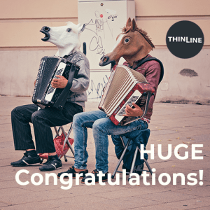 ThinLine Congratulations Gift Card