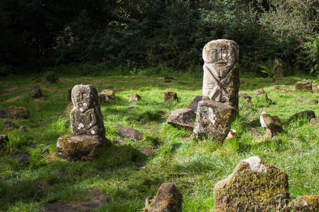 Caldragh Cemetery - Fermanagh