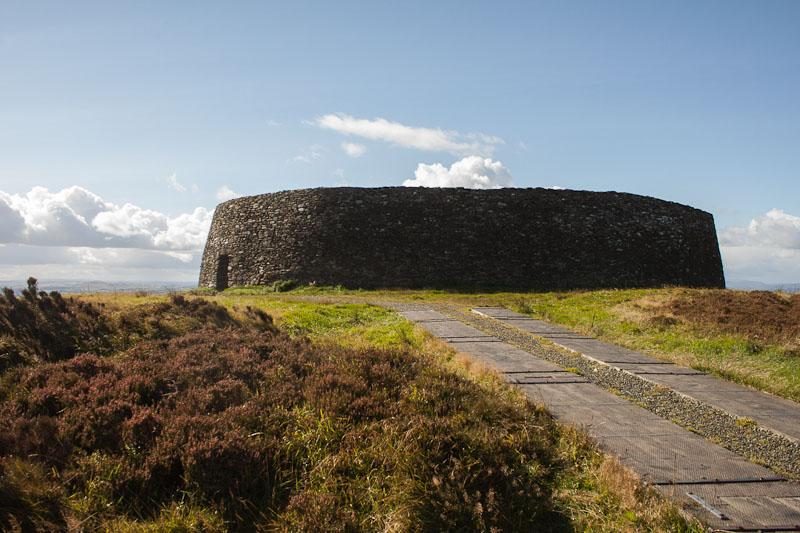 Grianán of Aleach - County Donegal