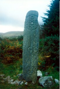 Glencolumbkille - Stone of Gathering