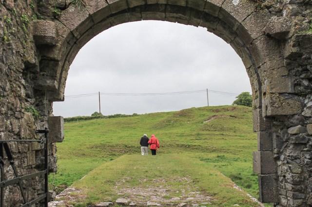 Athassel Priory Gate - Bridge