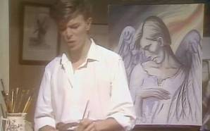 Promo video for David Bowie's 'Look Back In Anger'