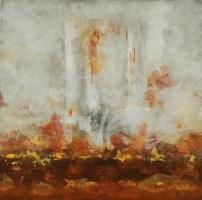 transitional abstract, contemporary art, randy hibberd