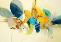 contemporary abstract, seattle art, sarah stockstill