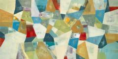 Geometrics by Lisa Ridgers