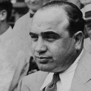 Ed Fitzgerald claims to have brought down the Capone Syndicate