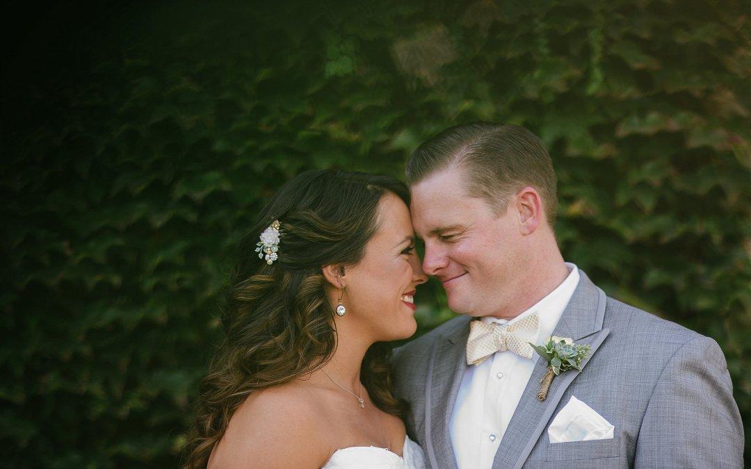 Jen + Paul | Clos La Chance Winery Wedding Photography