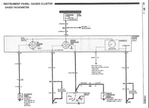 wiring diagram for the digital dash88 gta  Third