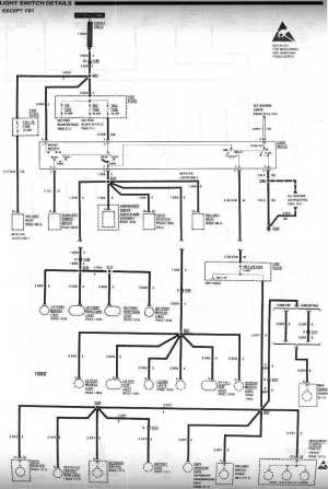 1984 Chevy Camaro Ignition Wiring Diagram | Online Wiring
