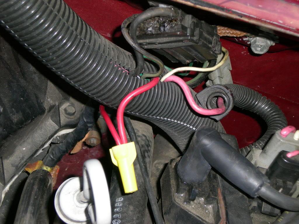 88 Mustang Fuel Pump Relay 1988
