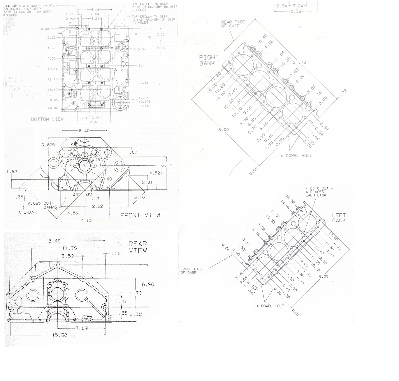 Sbc Drawings Or Cad Files