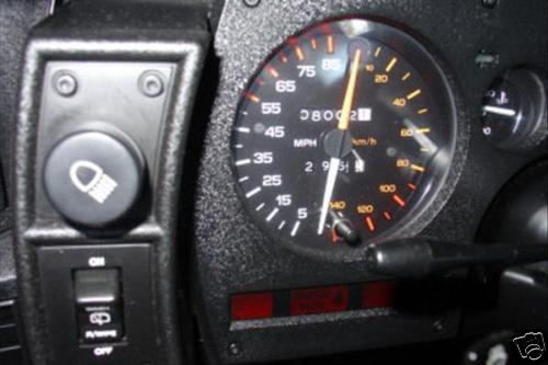 83 Z28 Speedometer Question