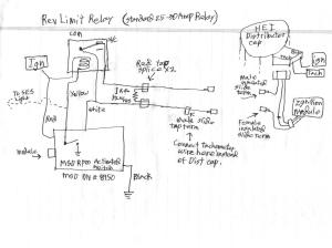 Howto: make inexpensive revlimiter for GM HEI with