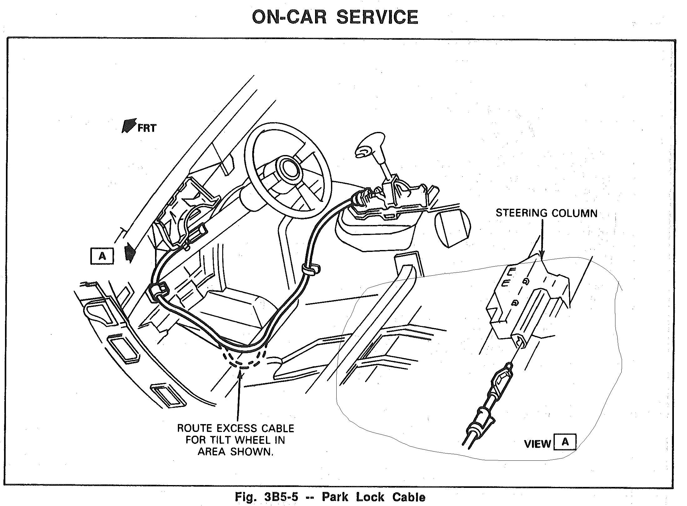 How To Change Shift Interlock Solenoid Jaguar Xj