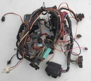 8289 Camaro dash wiring harness  Thirdgen Ranch