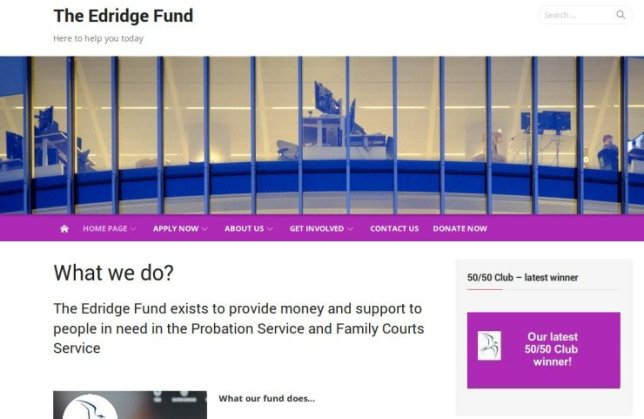 The Edridge Fund - image and web link