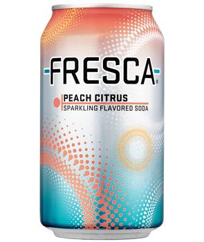 Image result for peach citrus fresca