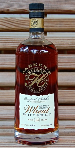 Parker's Heritage Collection 2014 Wheat Whiskey