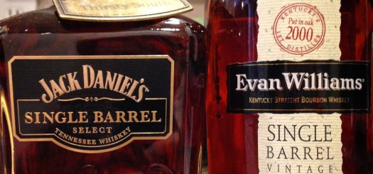 Jack Daniels and Evan Williams