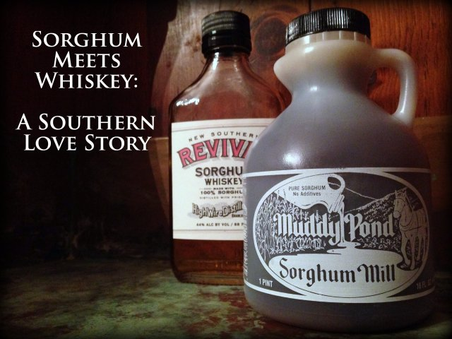 Sorghum Whiskey