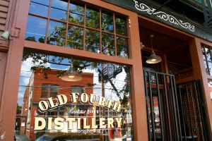 Old Fourth Distillery Atlanta