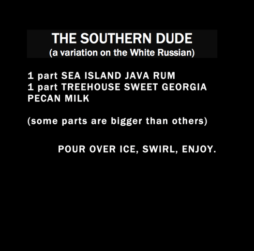 the southern dude cocktail