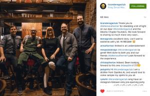 Ticonderoga Club's Instagram