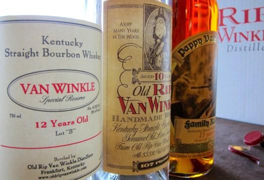 Old Rip Van Winkle Pappy