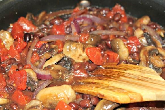 mixed veggies ready