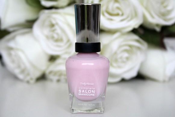 Pink a card nail polish review