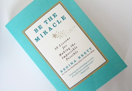 be the miracle book