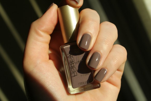 loreal collection privee number 630 polish swatch