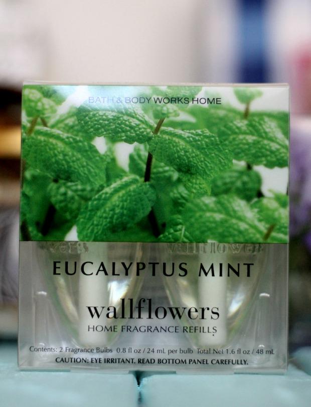 Eucalyptus mint wallflower