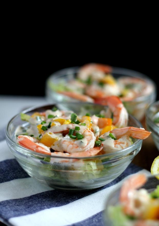 light shrimp cocktail recipe