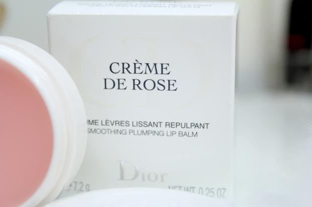 Dior Creme de Rose review blog