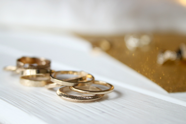 H&M rings