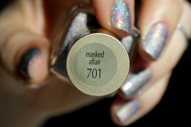 L'Oreal masked affair nail polish