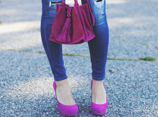 guess-pink-shoes