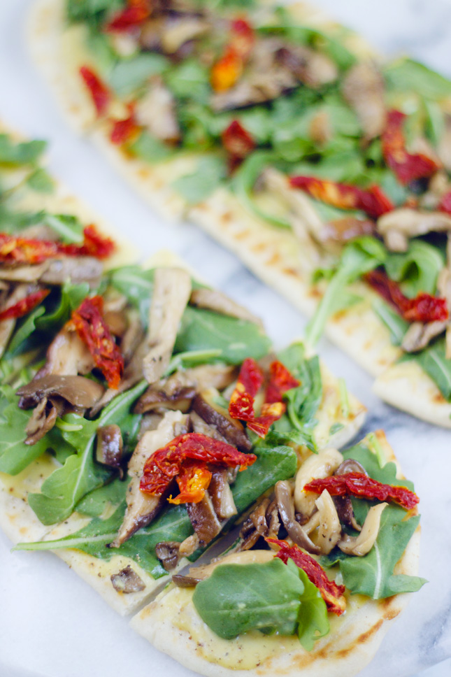 no-bake-skinny-pizza