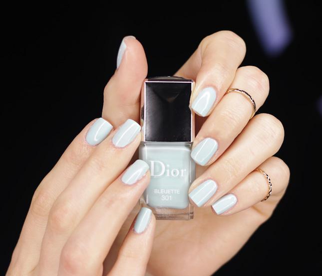 Dior bluelette
