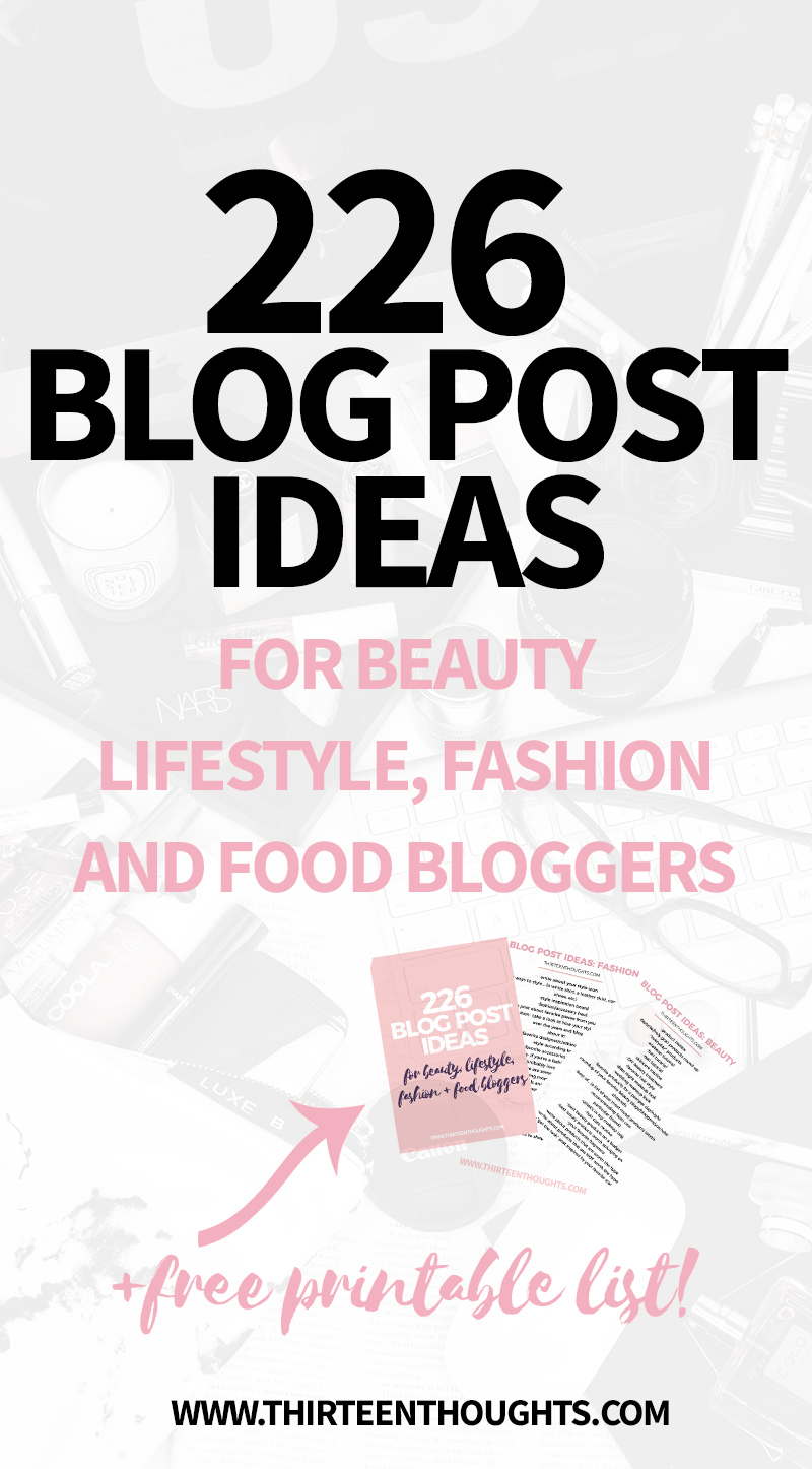 Blog-post-ideas-for-lifestyle-and-beauty-bloggers