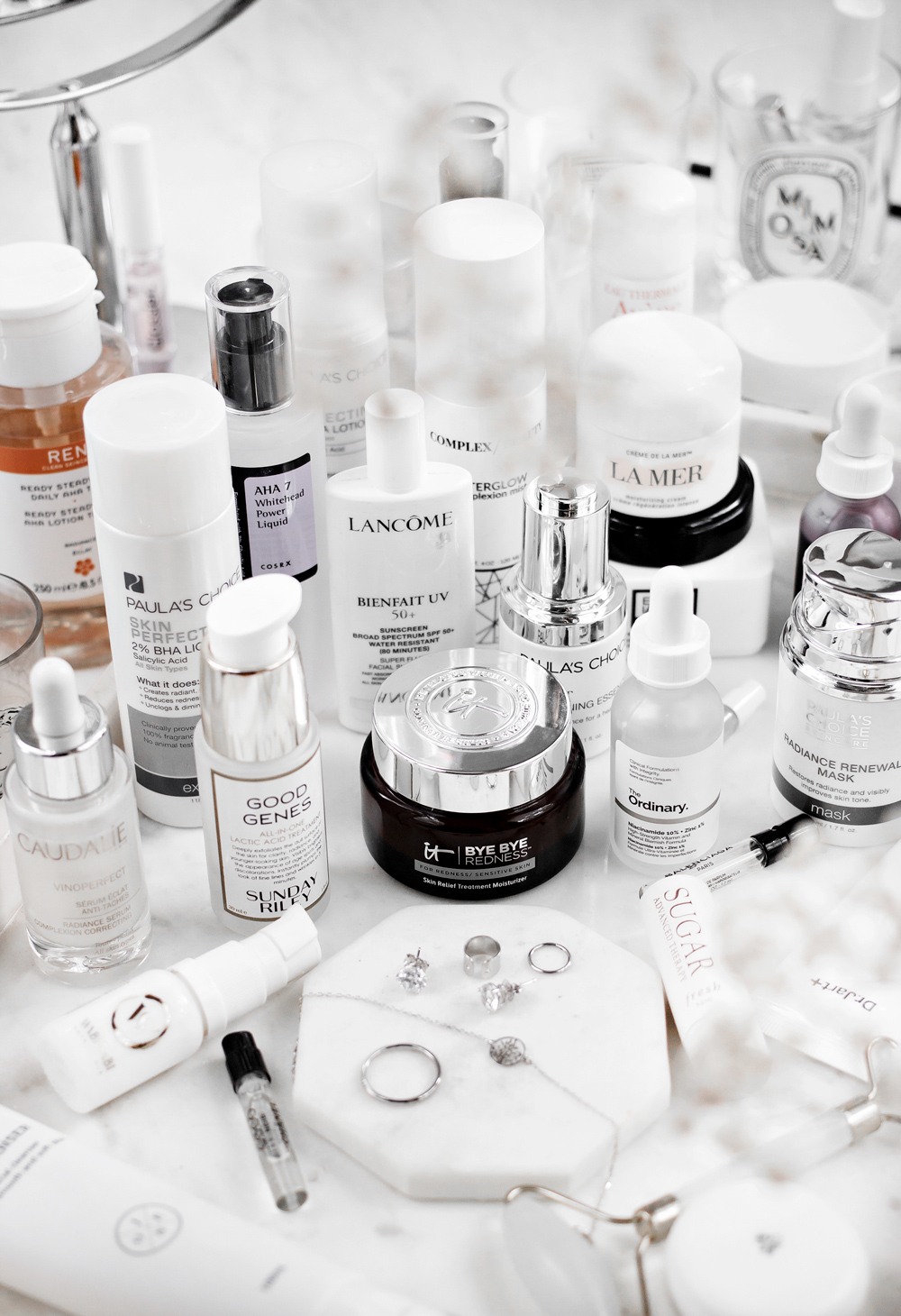 Reviving Dull Skin: Lifestyle Changes + Skincare Tips