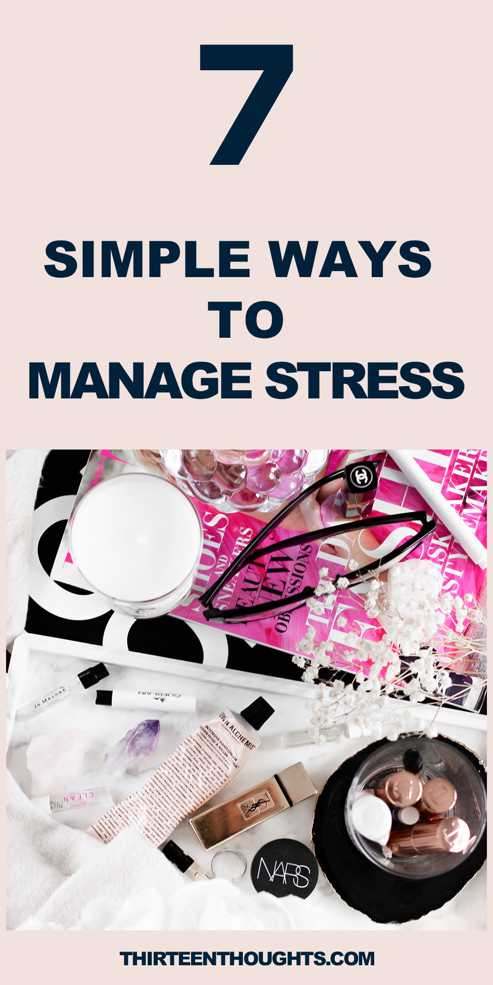 7 Ways to Stress Less.